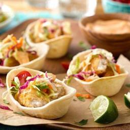 Mini Fish Taco Boats™