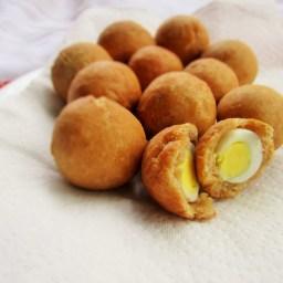 Mini Nigerian Egg Rolls