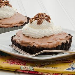 Mini No-Bake Nutella Cheesecakes