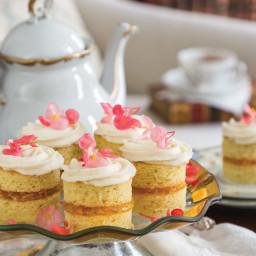 Mini Orange Marmalade Cakes