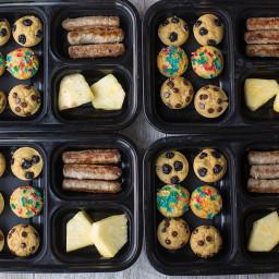 Mini Pancake Bites by Corina Nielsen