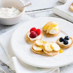 Mini pancakes recipe