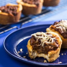 Mini Sloppy Joe Cups