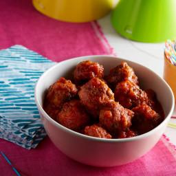 Mini Turkey Meatballs