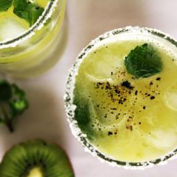 Mint Kiwi Lemonade