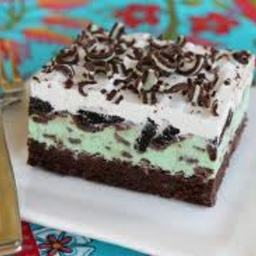 Mint Mud Pie