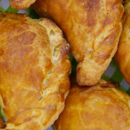 Minted Lamb Pasties