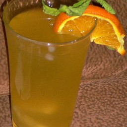 Minted Orange Tea