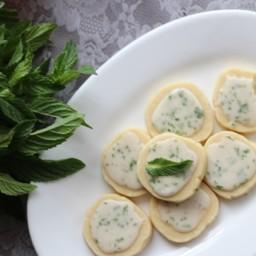 Mint Julep Cookie Recipe