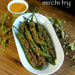 mirchi fry recipe