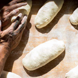Miso Baguette Recipe