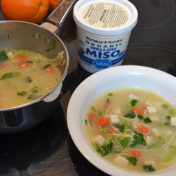 Miso Soup Recipe - National Soup Month