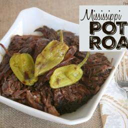 Mississippi Pot Roast Recipe: Simple and Divine!