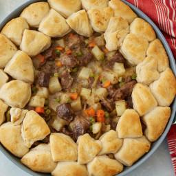 Mississippi Roast Pot Pie