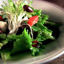 Mixed Green Salad with Sherry Vinaigrette
