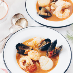 Mixed Seafood Stew