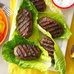 Mixed Spice Burgers