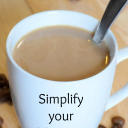 Mocha and Vanilla Coffee Creamer Recipe!