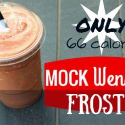 Mock Wendy's Frosty