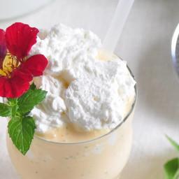 Mojitarita Milkshake - A Mint Margarita Dessert