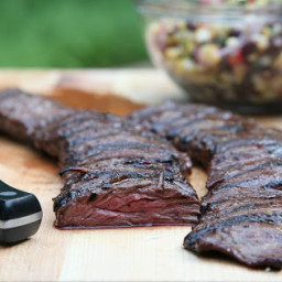 Mojo-Marinated Skirt Steak