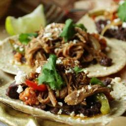 Mojo Pork Tacos Recipe with Mexican Rice