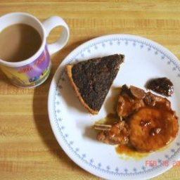 Molasses Marinade for Chicken or Pork