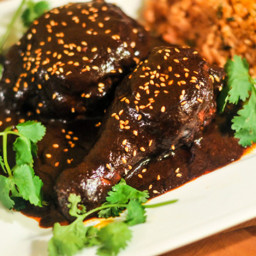 Mole Poblano Recipe