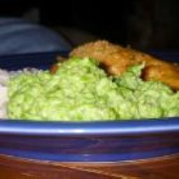 Molly's Mushy Peas