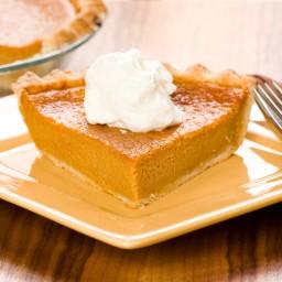 Mom Marilyn's Sweet Potato Pie
