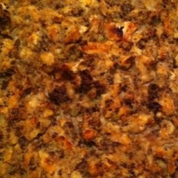 Momma's Country Sausage Stuffing