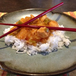 Momma's Sweet and Sour Chicken