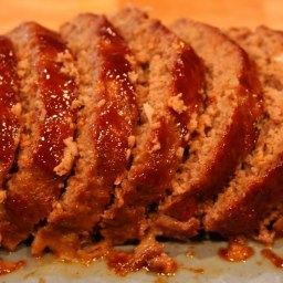 Momma's Old Fashioned Southern Style Meatloaf