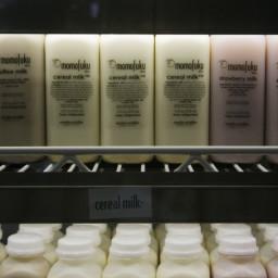 Momofuku Milk Bar's Cereal Milk Recipe