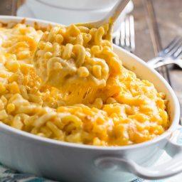 Mom's 6 Cheese Macaroni