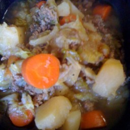 Mom's Cabbage Patch Soup