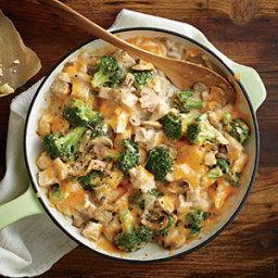Moms Creamy Chicken and Broccoli Casserole