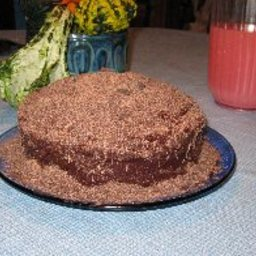Moms Double Dutch Chocolate Cake