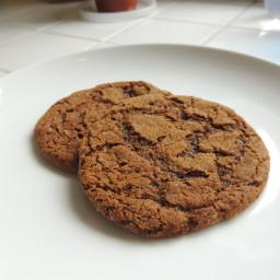 Mom's Molasses Sugar Cookies