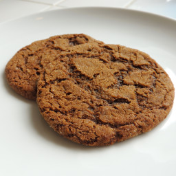 Mom's Molasses Sugar Cookies