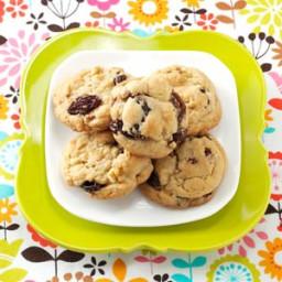 Mom's Soft Raisin Cookies Recipe