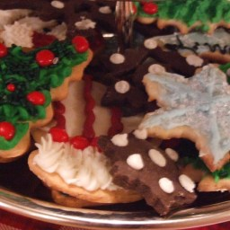 Mom's Sugar Cookies