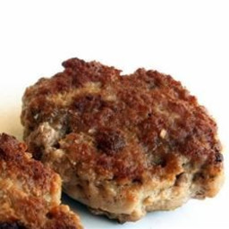 Mom's Turkey Sausage Patties