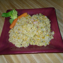 Mom's Awesome Quinoa