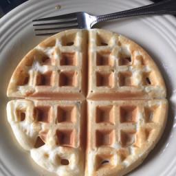Mom's Waffle Recipe