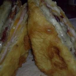Montecristo sandwich