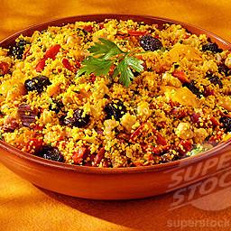 Mooccan couscous salad
