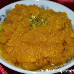 Moong Dal Halwa Recipe in Hindi - मूंग दाल का हलवा बनाने की विधि