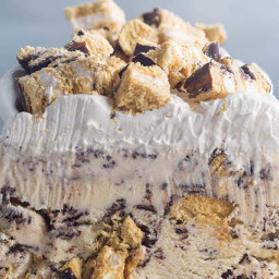 MoonPie Ice Cream Cake