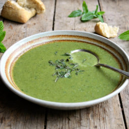 Morgan Green Soup